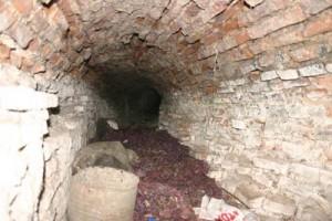 tunelul golescu 300x200 Misterele catacombelor din Capitala