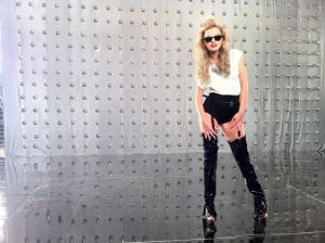 alexstan 300x224 Alexandra Stan a filmat un videoclip de milioane!