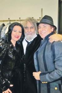 angela 04 200x300 Angela Gheorghiu si Roberto Alagna si au cantat dragostea in Qatar