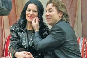 angela 06 300x200 Angela Gheorghiu si Roberto Alagna si au cantat dragostea in Qatar