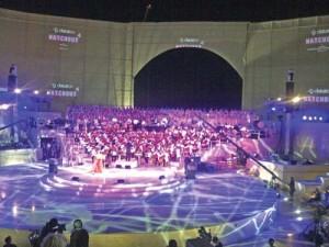 angela 11 300x225 Angela Gheorghiu si Roberto Alagna si au cantat dragostea in Qatar