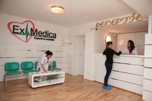 Clinica Ex Medica registratura 300x200 Medici renumiti si tarife accesibile la clinica ExMedica