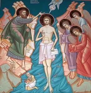boboteaza 1 291x300 Botezul Domnului: Semnificatii si obiceiuri de Boboteaza