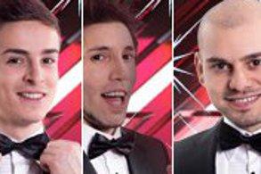 finalisti x factor Finala X Factor, in prima zi a anului: Alin Vaduva, Iulian Vasile si Andrei Leonte lupta pentru marele premiu!