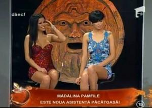 madalina pamfile 300x213 Madalina Pamfile, noua asistenta a lui Capatos la Un show pacatos!