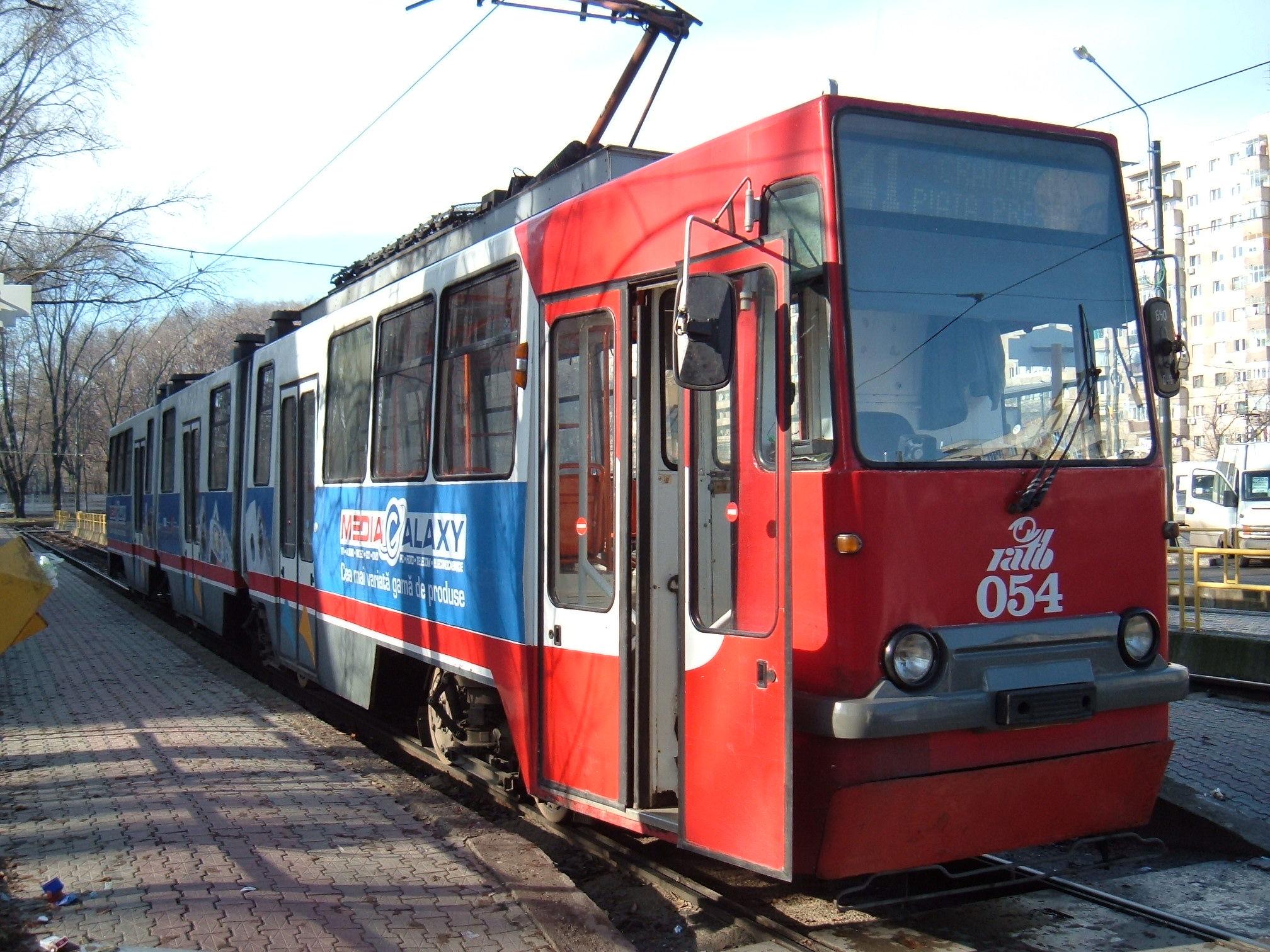 tramvai 41 Tramvaiul 41 nu circula la acest sfarsit de saptamana