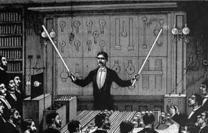 """4 tesla curent altern 300x192 """"Arhivele Fenomen"""", documentar american despre secretele disparute ale lui Nicolaie Tesla"""