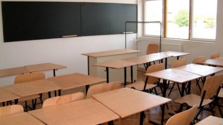 sala de clasa Scolile din Capitala, inchise in ajunul referendumului