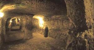 derinkuiu foto1 300x162 Orasele subterane ale getilor si portile spre taramul celalalt ale mayasilor