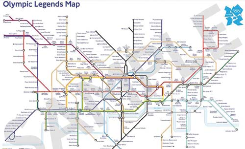 Nadia Lipa Si Patzaichin Statii De Metrou In Capitala Angliei
