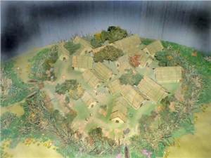 2 ostrovel medalion 300x225 Uriasii din Daia Parte