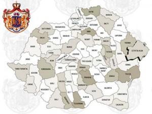 3 Romania Basarabia Bucovina Cadrilater 300x224 Anexarea Moldovei la imperiul tarist, zi de doliu national