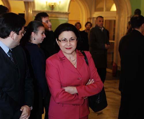 Ecaterina Andronescu Narcis Pop 2 Reactii dupa decizia lui Iohannis de a respinge propunerea de premier