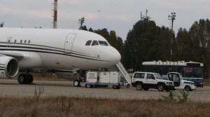 aterizare urgenta 300x167 Un avion a aterizat de urgenta pe aeroportul Otopeni
