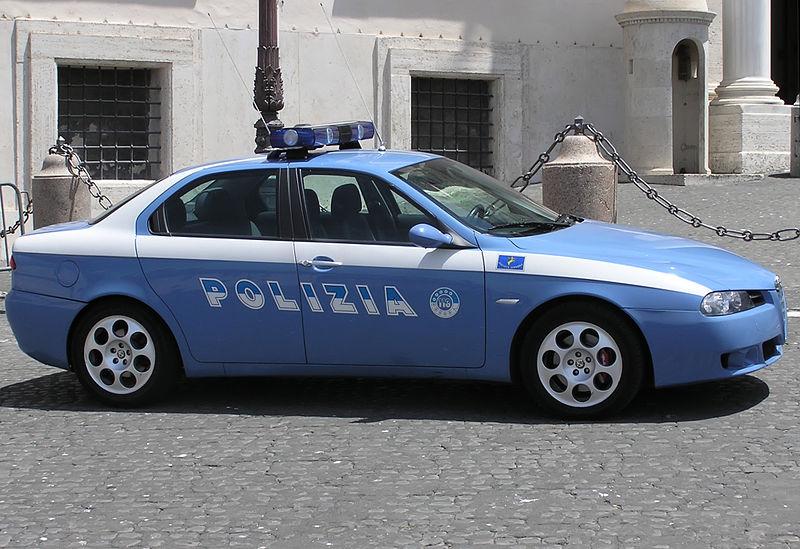 Polizia di stato masina wikipedia Doi romani si au gasit sfarsitul in Italia
