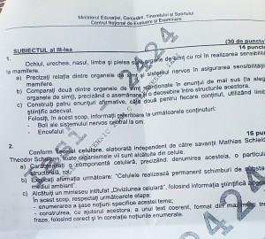 bac biologie 2012 subiect 3 300x270 Bacalaureat 2012: Subiectele la proba scrisa la biologie