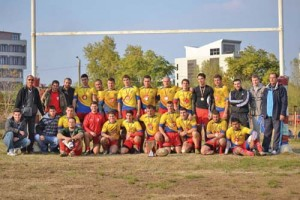 echipa actuala 300x200 Fosta campioana europeana la rugby Grivita Bucuresti a ajuns sa joace pe o friptura, doi mici si o bere!