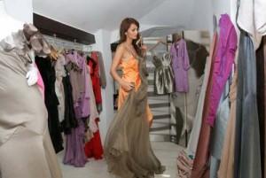 maria lucia hohan 300x201 Maria Lucia Hohan si a descoperit colectia de moda intr o vitrina din Brasov