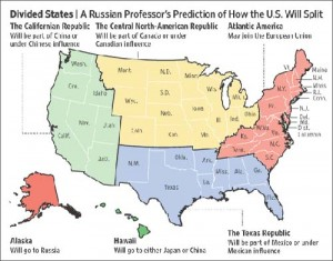 "Divided States of America 300x235 ""Obama va decreta legea martiala pana la sfarsitul lui 2012"""