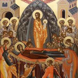 adormirea maicii domnului sfanta maria mare Zi de mare sarbatoare: Adormirea Maicii Domnului   Sfanta Maria Mare