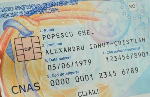 card national sanatate Sistemul cardului de sanatate are iar probleme