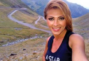 ilinca vandici transfagarasan 1 300x208 Ilinca Vandici a descoperit Romania: Transfagarasan bate maretia Canionului american