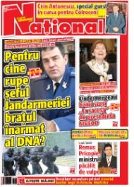 16sept Rasfoieste editia tiparita a ziarului NATIONAL