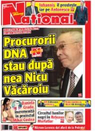 17sept Rasfoieste editia tiparita a ziarului NATIONAL