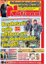 18sept Rasfoieste editia tiparita a ziarului NATIONAL
