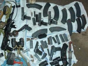 arme 300x225 Armele din Transnistria au ajuns la clanurile tiganesti din Romania