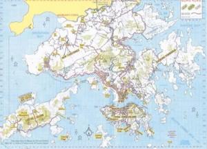 harta Hong Kong 300x217 Singapore, cel mai bogat oras al anului 2050