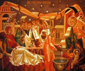 nasterea maicii domnului sfanta maria mica Sarbatoare mare in calendarul ortodox: Nasterea Maicii Domnului