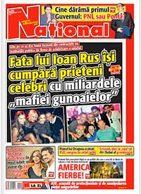 pag 1 26 11 2014 Rasfoieste editia tiparita a ziarului NATIONAL