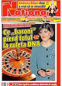 pag1 13 11 2014 Rasfoieste editia tiparita a ziarului NATIONAL