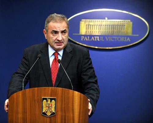 Florin Georgescu incruntat Florin Georgescu, premierul lui Dragnea