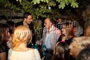 Ion Ion Tiriac Ion Tiriac1 300x201 Mirela Stelea a convins o pe Andreea Marin sa poarte negru