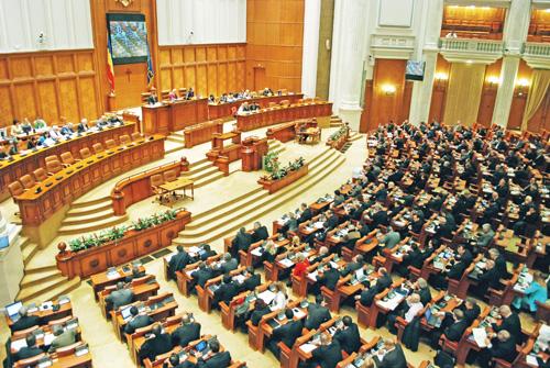 Parlament plen Narcis Pop 33 Parlamentul a adoptat bugetul. Proiectul ajunge pe masa lui Iohannis