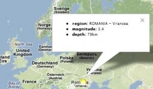 cutremur duminica vrancea 300x176 Cutremur, duminica, in zona Vrancea