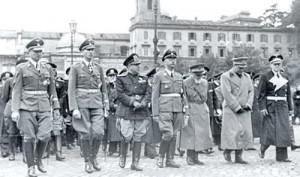 """nazisti si fascisti 300x177 Cartea care ii innebuneste pe europarlamentari: """"Radacinile naziste ale Bruxelles UE"""""""
