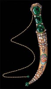 """pumnal topkapi 172x300 """"Suleyman Magnificul"""" intoarce moda bijuteriilor otomane"""