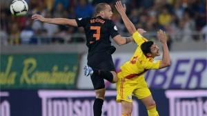 romania olanda 300x168 Romania, invinsa la scor de Olanda. Vezi golurile partidei!