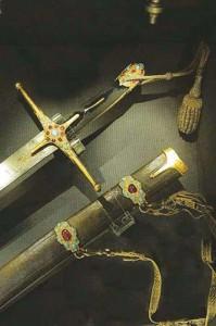 """sabia lui suleiman 199x300 """"Suleyman Magnificul"""" intoarce moda bijuteriilor otomane"""