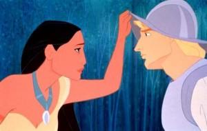 Pocahontas Smith 300x190 Iubitul indiencei Pocahontas a fost mercenar in oastea lui Mihai Viteazul