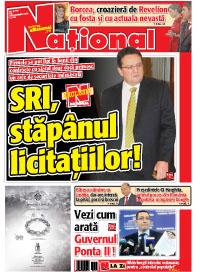 pag 1micBUN Rasfoieste editia tiparita a ziarului NATIONAL