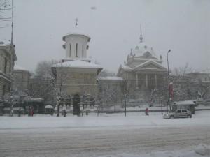 viscol avertizare cod galben iarna ninsoare 300x225 Scolile din Capitala raman inchise tot restul saptamanii