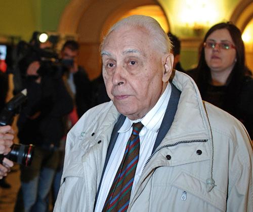 Radu Campeanu Narcis Pop A murit seniorul liberal Radu Campeanu. Reactii pe scena politica