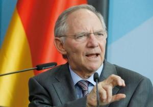 Wolfgang Schauble 300x210 Germania taie cinci miliarde de euro din cheltuielile publice