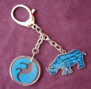 amuleta rinocerului albastru 300x295 Horoscop Feng Shui 2013: Cum sa atragem norocul, sanatatea si prosperitatea