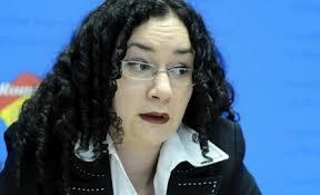oana Fostul secretar de stat in MJ, Oana Haineala, la DNA