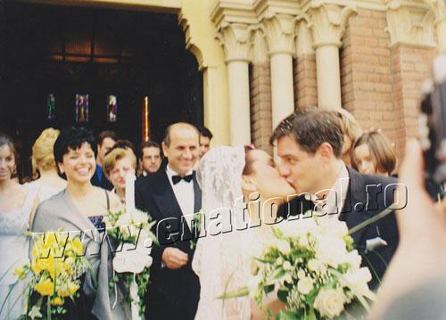 Imagini Unice De La Nunta Protevistei Andreea Esca Nationalro